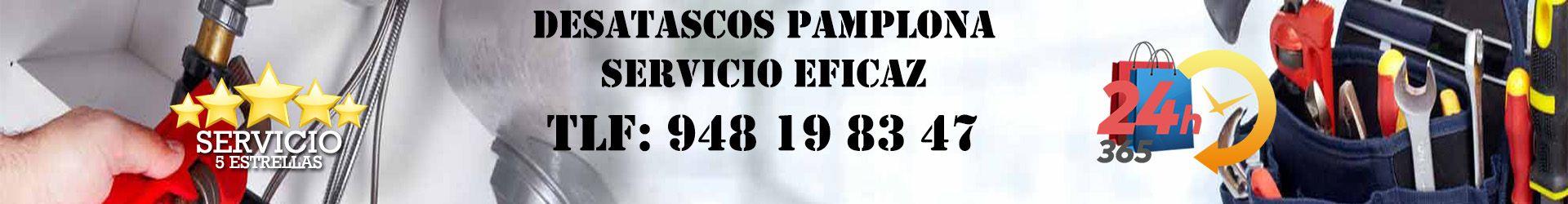 Desatascos Pamplona